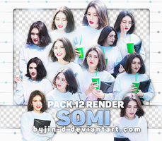 pack render somi by BYjin-D