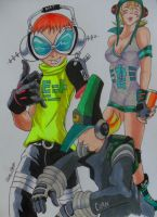 Jet Set Radio by Chant4Ezkaton2000