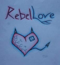 Rebel Love by Twillight-lover