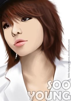 +SNSD 2011 set: Sooyoung+ by Little-kaiyou-Kame