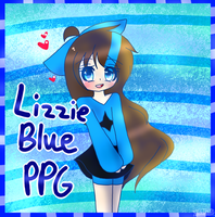Lizzie Blue PPG by Blorick1206RRG