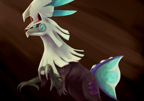 Silvally by R8A-creations