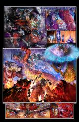 QuiXotic YOUTH Page 3 by BGWorxIntl