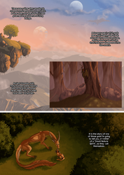 The Spirit of Ethil pg1 by Lunewen