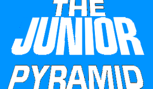 The Junior Pyramid Logo by mrentertainment