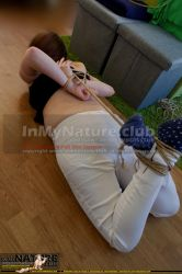 Samantha speed tied with one rope by InMyNature-CLUB