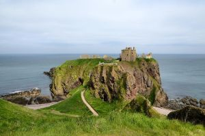 Dunnottar Castle by Rajmund67