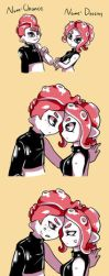 [Splatoon] Chance and Destiny by ZozaZero