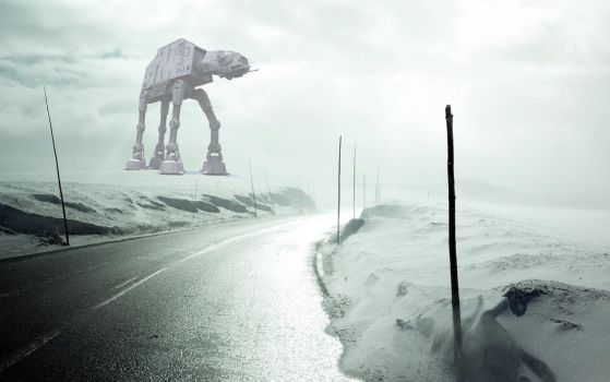 AT-AT lost by cybercop71