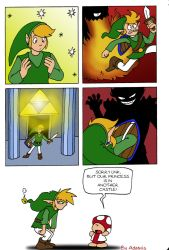 The Legend of Zelda... by ThePandamis