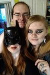 Wiking and batwoman 2 by miawell1990