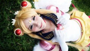 Eternal Sailor Moon Cosplay - Pure by SailorMappy