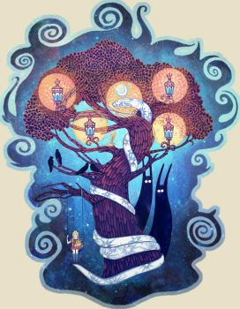 Personal Tree of Life by yanadhyana
