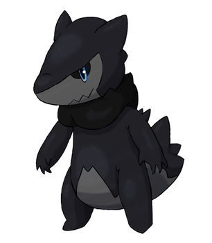 Fakemon - Noctox by PanLeSpritartist