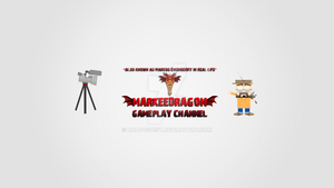 Markeedragon Gameplay Channel Art by halo4guest