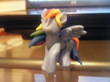 Rainbow Dash WIP by Melyon