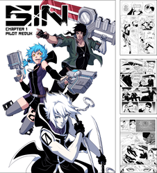 SIN: Chapter 1 Redux by Quirkilicious