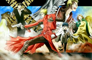 Trigun by BrandonFranklin