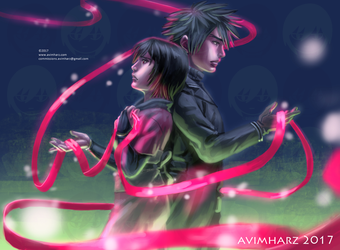 The Red String of Destiny (Remake) by avimHarZ