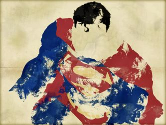 Superman by ALmighty1080