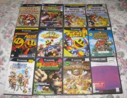 GameCube Collection - Part 1 by T95Master