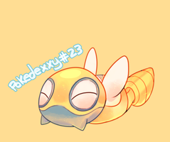 Pokedexxy #23 - Dunsparce