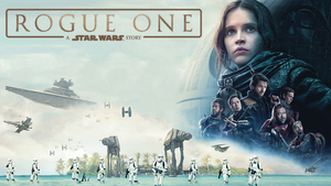 Rogue One Wallpaper (Theatrical poster) by Spirit--Of-Adventure