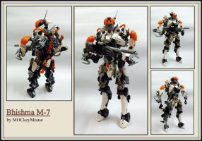Bhishma M-7 by MOCkeyMouse