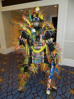 Zip Tie Katsucon 2016 by bumac