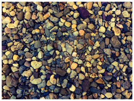 Pebbles III by rahulmukerji