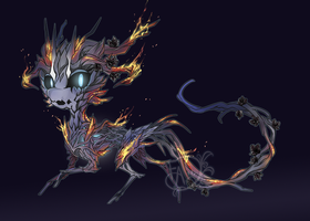 Forsaken Sprout Sprite by Forged-Artifacts