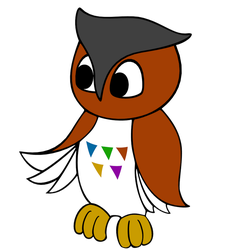 Atheneo - Libre Office Mascot by AndresCuccaro