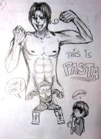 APH - THIS IS PASTA by iAlly