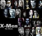 X-Men: The Movie (1996) by Valor1387