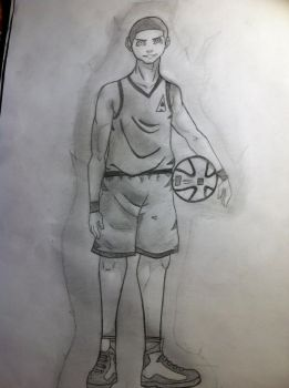 The Big Game - Drawing for an Application by Drawification
