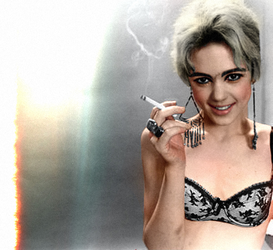 Edie Sedgwick by indesition
