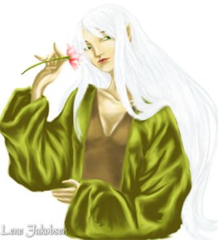 Valenya, the healing wind by Faily-chan