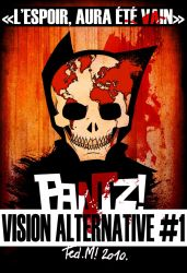 PANTZ ALTERNATIVE VISION COV1 by Lapsus-de-Fed