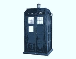 The Blue Box by athowen