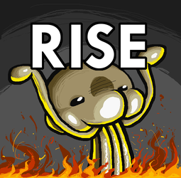 RISE by RageShadows3346