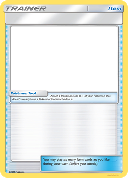 Pokemon SM Templates - Trainer Item Tool by aschefield101