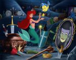 THE NEW TREASURES OF ARIEL by FERNL