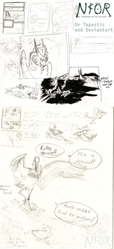 Naor Pages Preview by Ahkward
