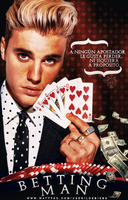 Bettingman | Wattpad cover by LoeBiebs