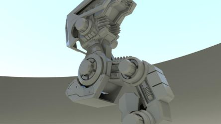 Project Liger Zero 2011 - 06 by 3DRaptor