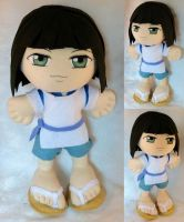 Commission, Plushie Kohaku by ThePlushieLady
