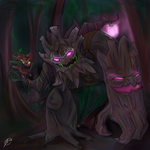 The Twisted Treant by CoosCoos