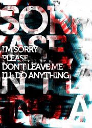 I'm Sorry by PascalPixel