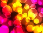 Warm Bokeh by contractcat