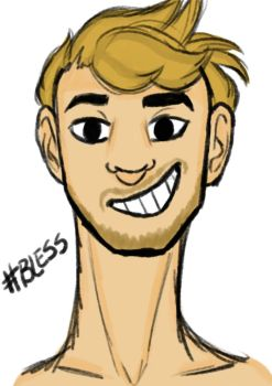 Chase Ross by randomosityFJ